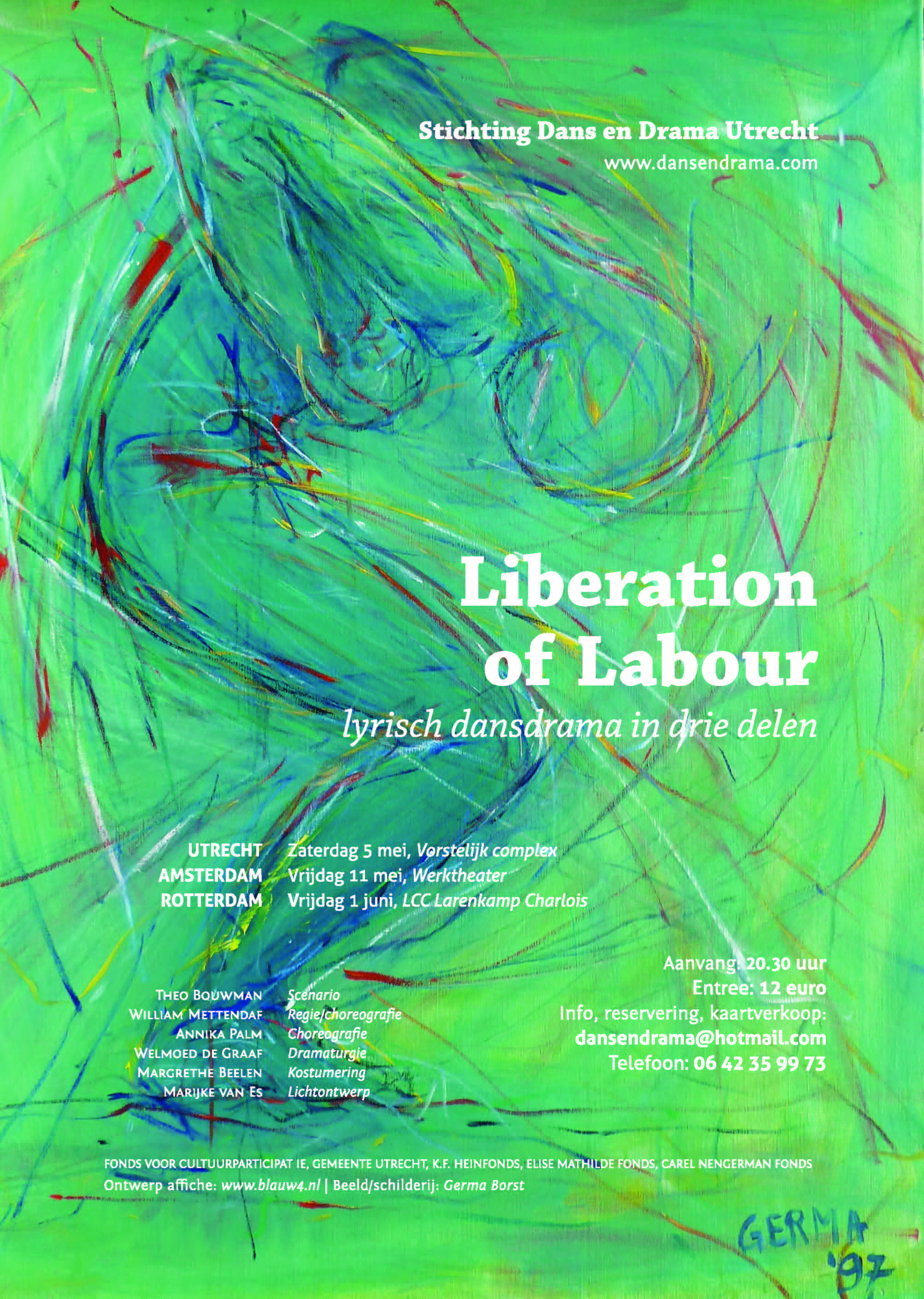 Liberation of Labour